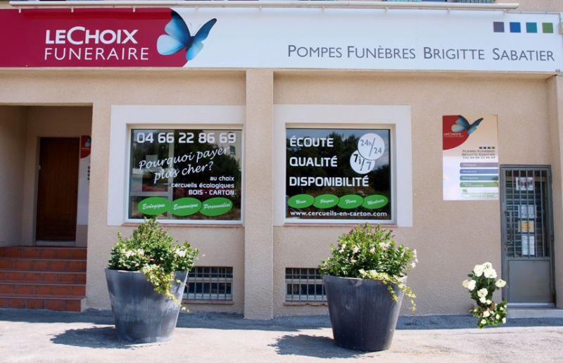 Photo Pompes Funèbres Brigitte Sabatier Le Choix Funéraire