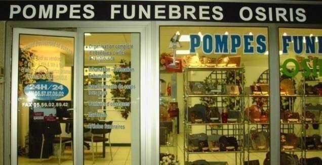 Photo Agence Pompes Funèbres Osiris MS