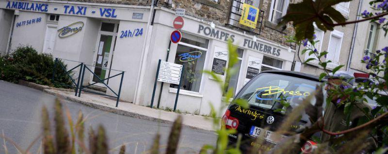 Photo Ambulances & Pompes Funèbres Breso