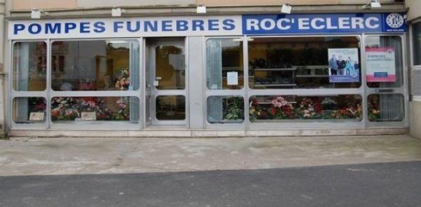 Photo Pompes Funèbres Roc-Eclerc