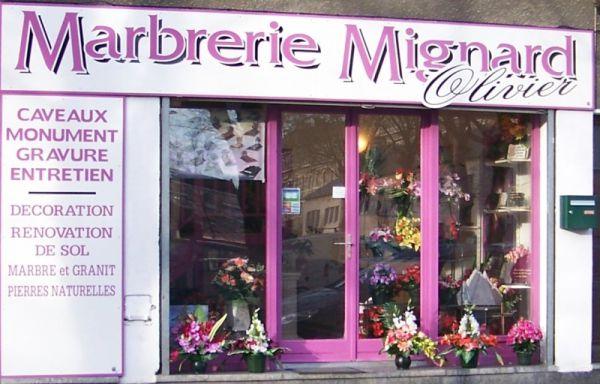 Photo Pompes Funébres Olivier Mignard