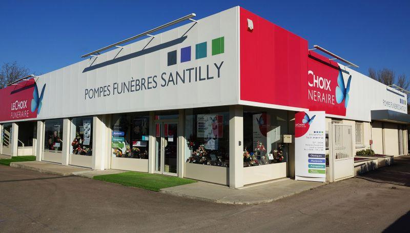 Photo Pompes Funèbres Santilly Le Choix Funéraire