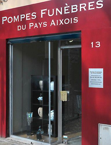 Photo Pompes funèbres du Pays Aixois