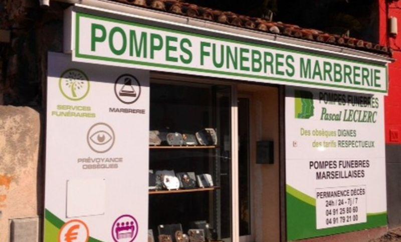 Photo Pompes Funèbres Marseillaises