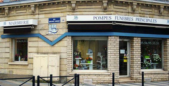 Photo Pompes Funèbres Principales Bordeaux