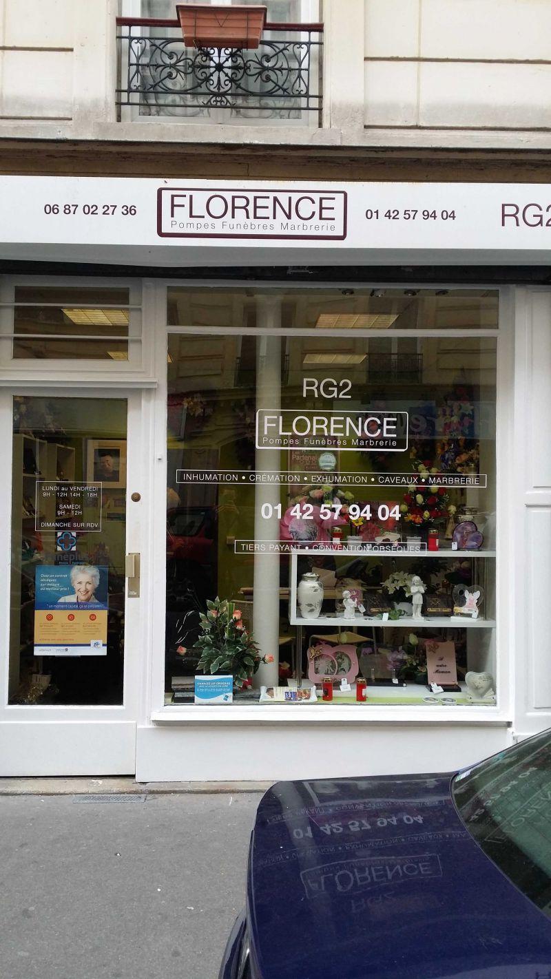 Photo Pompes Funèbres PFM Florence