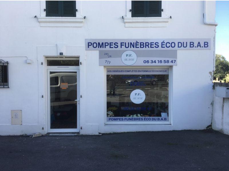 Photo Transport Funéraire Adour Pompes Funèbres (T.P.F.F.)