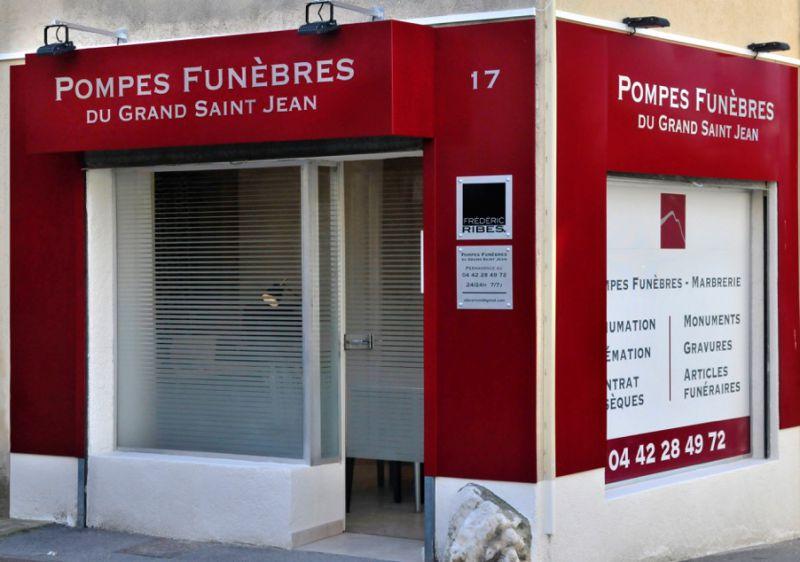 Photo Pompes Funèbres du Grand Saint-Jean