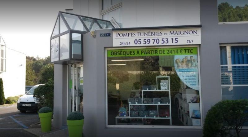 Photo Pompes Funébres de Maignon
