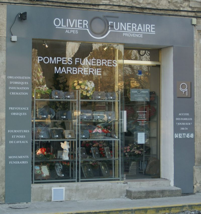 pompe funebre olivier