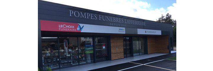 Photo Pompes funebres Laferriere