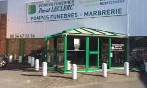 Photo Pompes funèbres Pascal Leclerc Mérignac