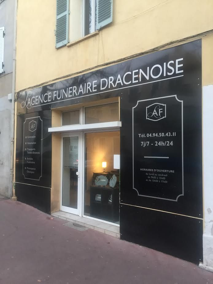 Photo Agence funéraire Dracenoise