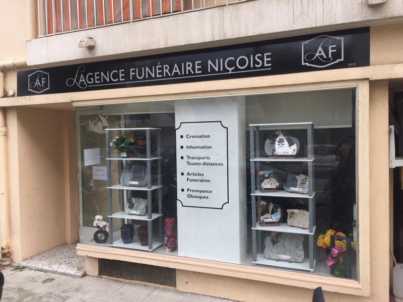 Photo Agence funéraire Niçoise