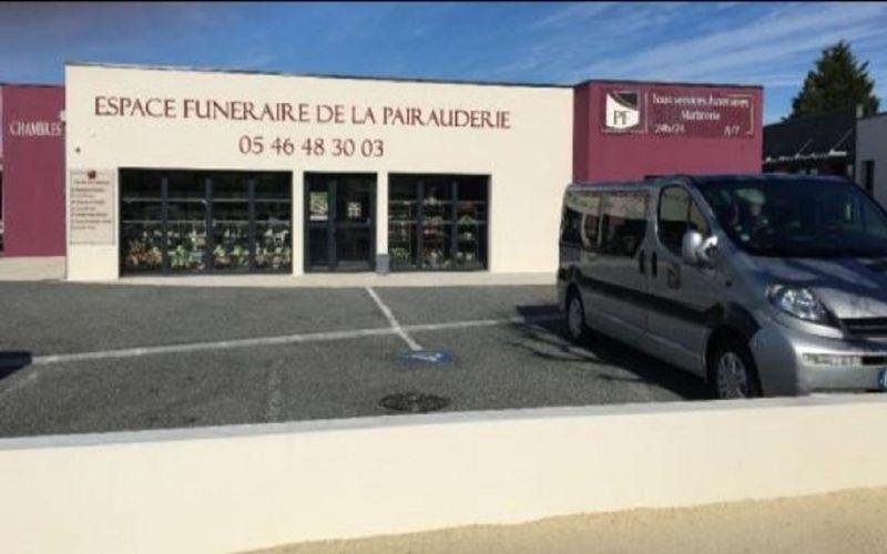 Photo Pompes Funèbres Gorenflos - Espace funéraire de la Pairauderie