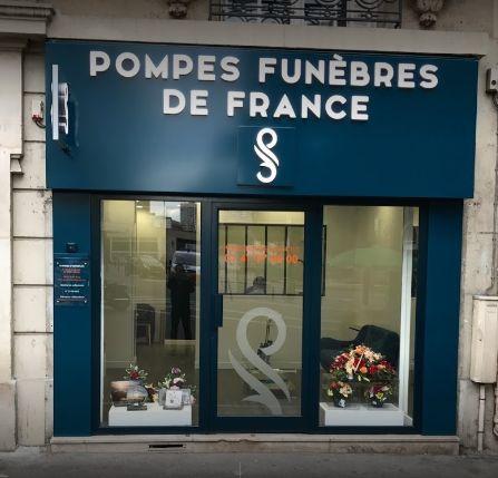 Photo Pompes funèbres de France