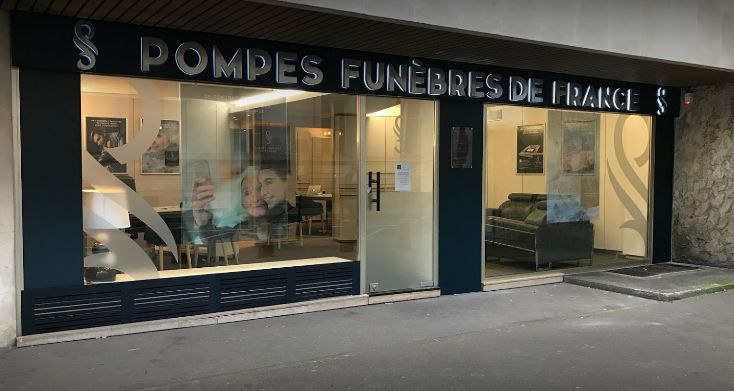 Photo Pompes Funèbres de France