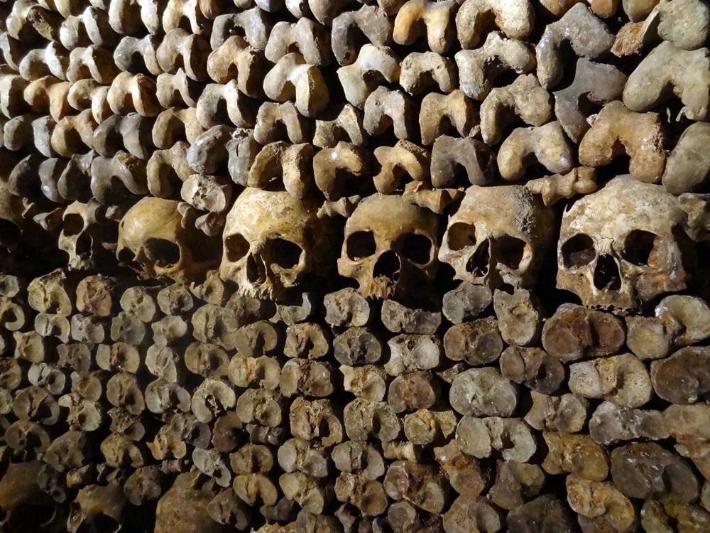 cimetière catacombes