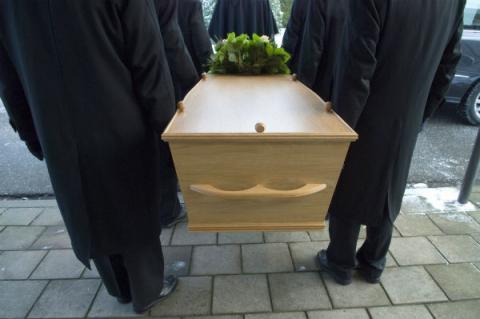 cercueil crémation