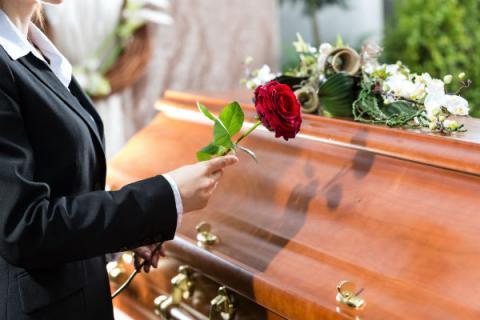 déroulement des obsèques