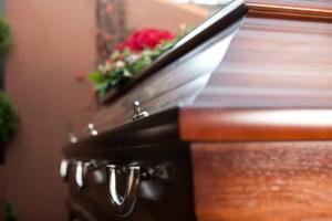 dimensions cercueil