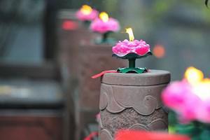 Bougies lors d'obsèques juives