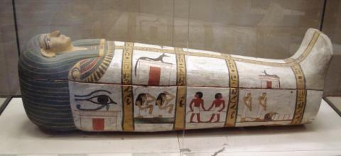 Cercueil sarcophage